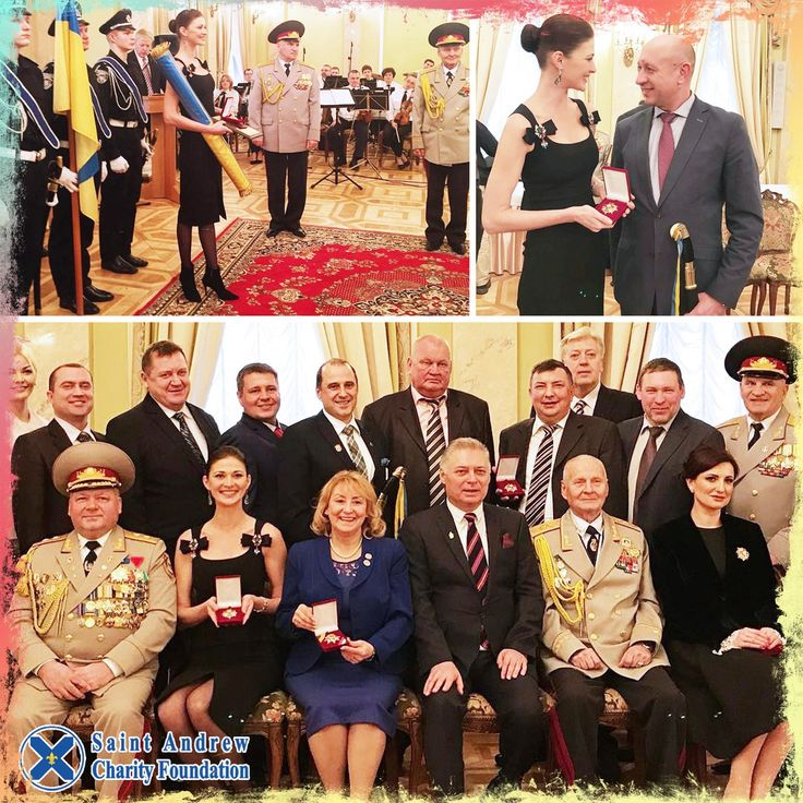 Founder and President of Saint Andrew Charity Foundation was honored with medal Order of Valor for active and highly motivated social activity in Ukraine. Big thanks to all those who do good deeds with us and share their love with people at risk or in need.  #charity #foundation #fund #StAndrew #philanthropist #ukraine #kyiv #kiev #liliyawatson #founder #ukrain #ukrainiangirl #charity #love