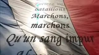 youtube la marseillaise bastille day