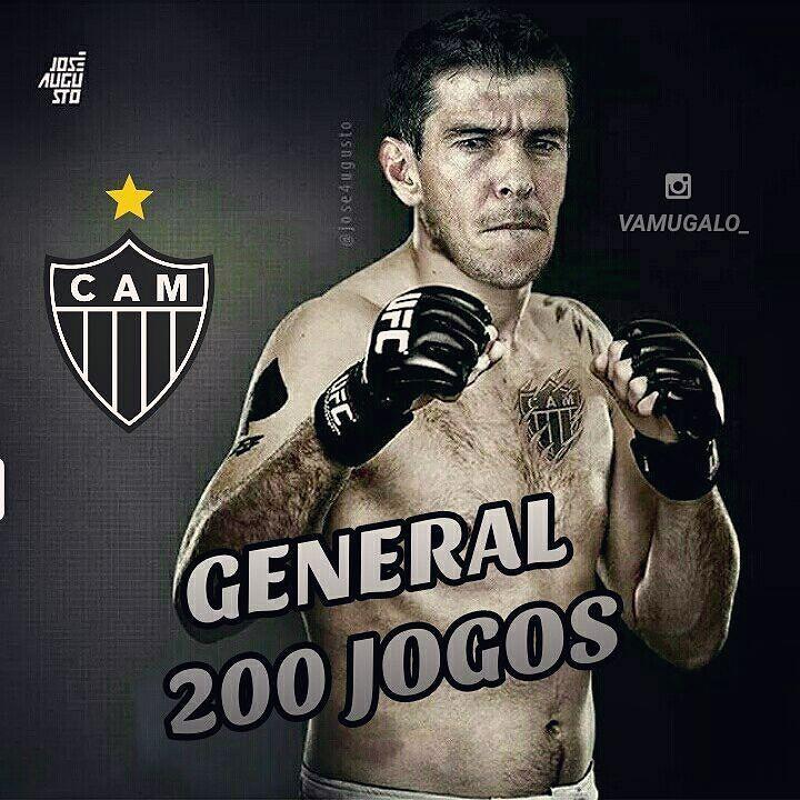 GENERAL 200 JOGOS!  @leandrodonizete . Na partida de hoje diante do Racing Leandro Donizete chegou a marca de 200 jogos com a camisa alvinegra.  . Arte: @joseaugusto.b  Sigam: @noticiadogalo | @galohojeesempre | @galoforte13 @galo_yeswecam | @galoweb | @instatleticanas  #VAMUGALO by vamugalo_