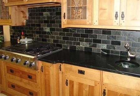Home-Dzine - Remove, replace or add a kitchen blacksplash