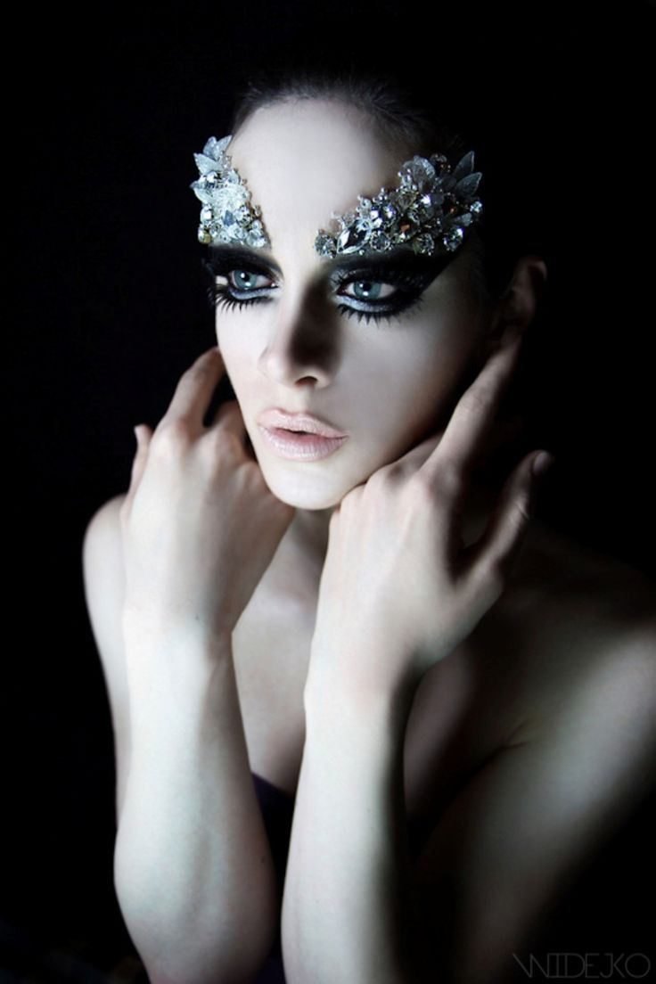 Sparkle shine glitter hair and makeup feathers shimmer - I Don T Mean Rhinestones Sparkle Shine Glitter Elaborate Make Up