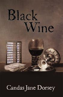 Black Wine by Candas Jane Dorsey, Winner of the James Tiptree, Jr. Award, Crawford Award, and Prix Aurora Award. Classic Canadian Feminist Speculative Fiction in a fantasy setting.