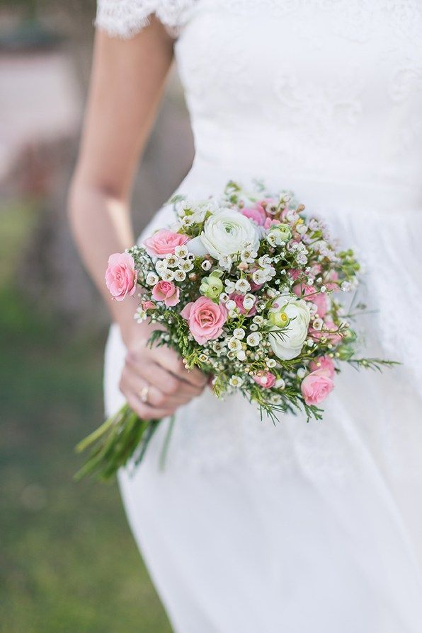 The 10 Most Beautiful Bridal Bouquet Ideas for the Wedding – #Beautiful #Bouquet … – vintage