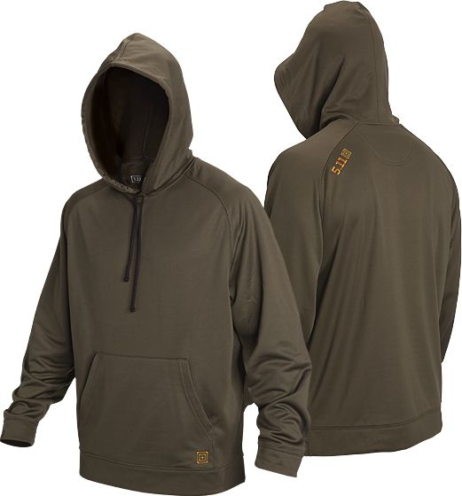 5.11 Concealed Carry Hoodie I want to try converting a regular hoodie into one of these.