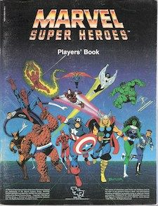 I Wanna Be a Super(hero): Game stores, comic shops and the Marvel Super Heroes RPG - comiXology