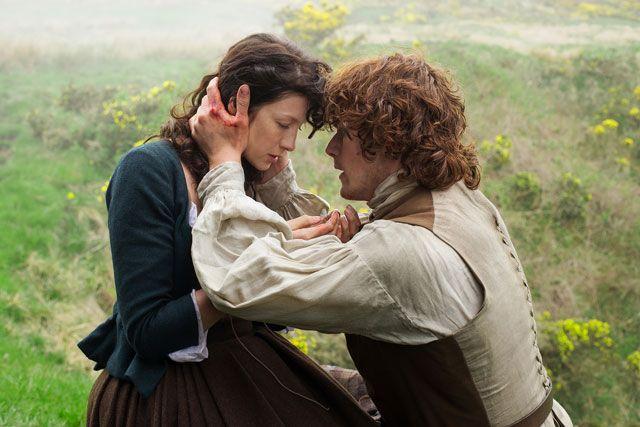 Forastera (Outlander) de Diana Gabaldon: Entrevista a Caitriona Balfe - Outlander , segunda...