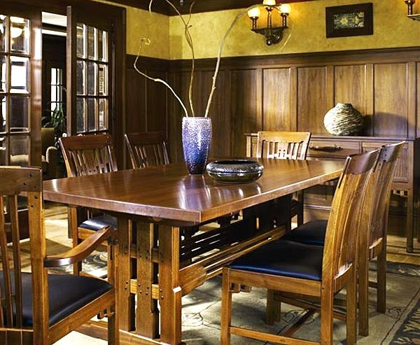 25 Best Images About Craftsman Style Furniture On