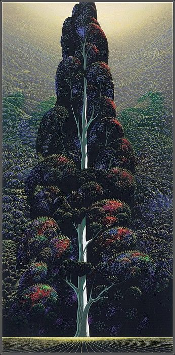 Eyvind Earle: Reaching for the Sky