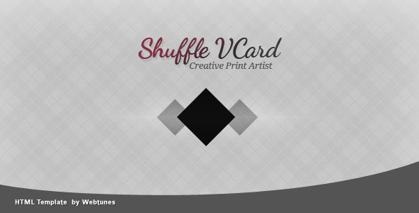40 best personal virtual business card images on pinterest website 50 personal virtual business card type website templates reheart Gallery