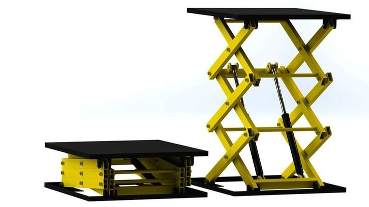 CAR Lifter, designed by X-PRO Team.  Contact…
