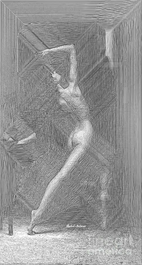 Selfie Digital Art by Rafael Salazar