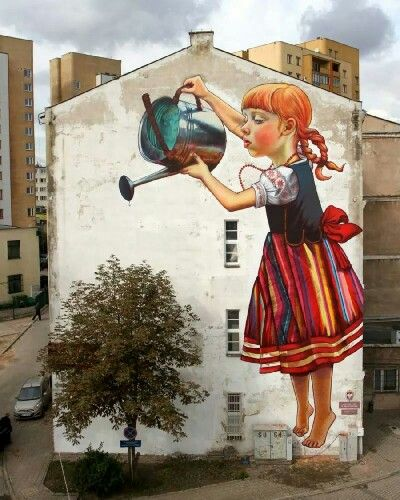 Great mural!