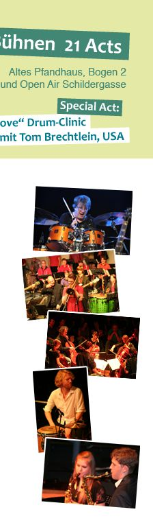 16. JAZZ POP ROCK TAGE in Köln, noch bis zum 6. Oktober 2013