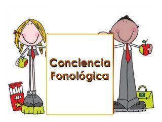 Conciencia fonologica 2                                                                                                                                                                                 Más