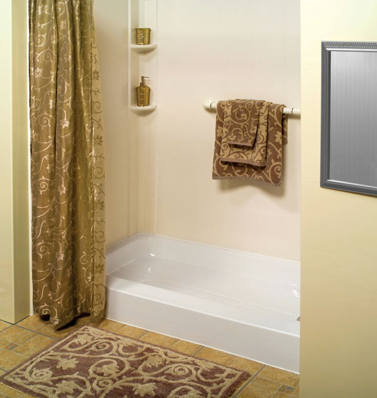The Elegance And Simplicity Of A Tub To Shower Conversion