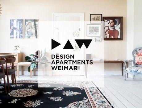 Urlaub machen in den Design Apartments Weimar – Übernachtungstipp
