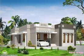 Single Storey Flat Roof House Plans In South Africa Google Search Kerala House Design House Front Design Flat Roof House