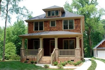 Four Square Home Design Ideas, Pictures, Remodel, and Decor