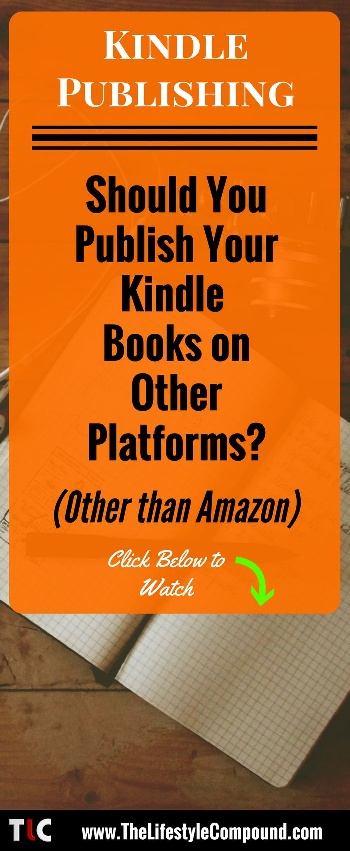 849 best ebook publishing amazon images on pinterest amazon kindle a question i get sometimes is whether you should publish your books on other platforms other than amazon if youre into kindle publishing and youve fandeluxe Gallery