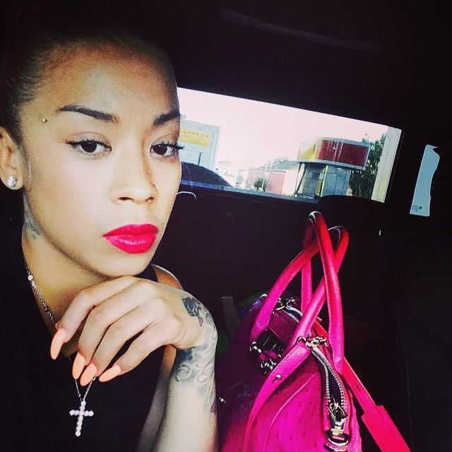 17 Best Images About Keyshia Cole On Pinterest Updo