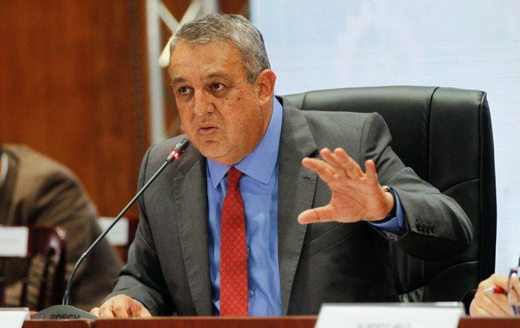 Eulogio del Pino es el nuevo ministro de Petróleo