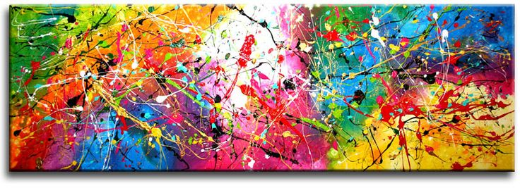 Schilderij Carnival