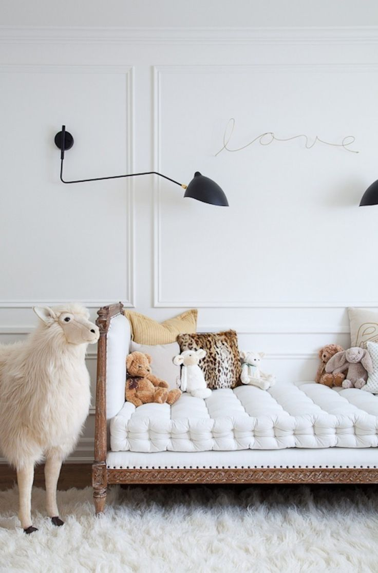 Christine, writer of the blog Bijou and Boheme, has one of the most defined aesthetics on the web, and literally the prettiest house in the blogosphere.