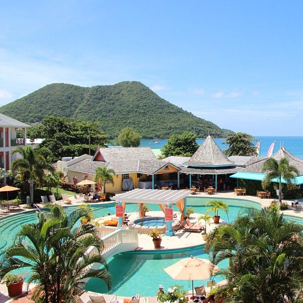 Bay Gardens Beach Resort U0026 Spa · Soul MatesSaint LuciaVacation ...