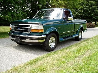 1996 Ford F-150 XLT 4WD Extended Cab LB