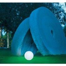 #Udendørslampe -Golfbold