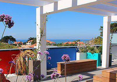 Location Anglet Odalys Vacances, location Résidence Prestige Les Villas d'Anadara à Anglet prix promo Odalys Vacances à partir de 560,00 € TTC