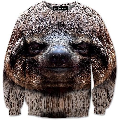 Happy Sloth Sweatshirt