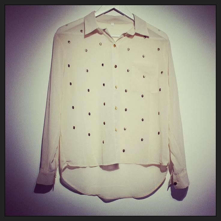 Camisa calaveras