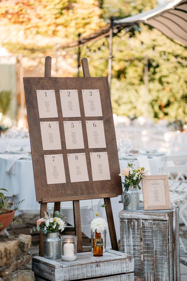 Les 26 meilleures images du tableau plan de table mariage - Comment faire son plan de table mariage ...