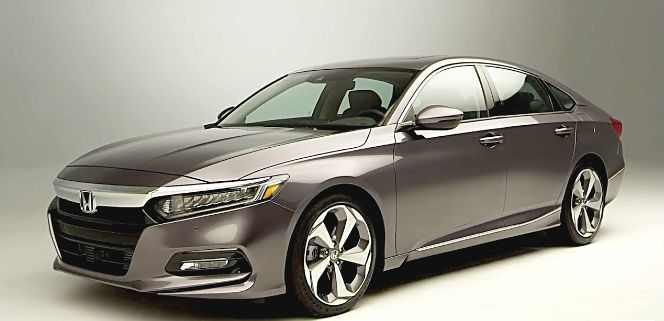 2018 Honda Accord Concept – The 2018 Honda Accord is all-new and trips on a new platform with new turbocharged engines and features an up to date infotainment method that has the amount and adjusting knobs. Honda has stopped the Accord's coupe body design, leaving behind only the se...