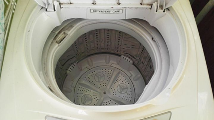 Deep clean your washing machine in 7 steps