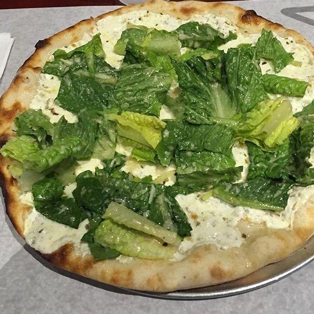 Mozzarella e lattuga