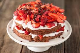 Afbeeldingsresultaat voor chocolate shortcake