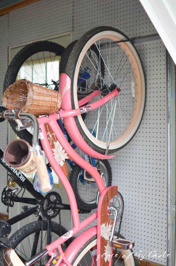 17 Best Ideas About Garage Bike Rack On Pinterest Garage