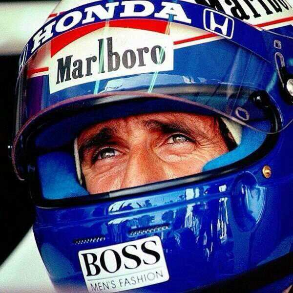 Alain Prost - 'The Professor'
