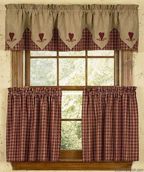 204 Best Images About Country Curtains On Pinterest