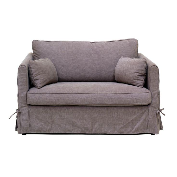 Vous êtes à la recherche d'un petit canapé ? Alors le mini Welsh est fait pour vous. Son tissu vous assure un entretien facile et une qualité incomparable. Pratique, il est entièrement déhoussable ! Il vous promet un confort optimal en toutes circonstances.