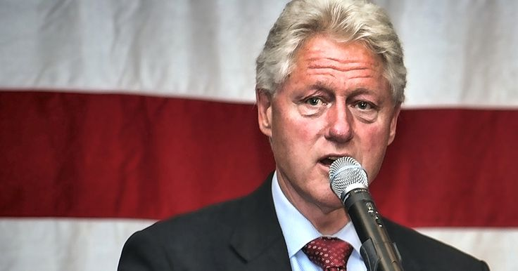 Bill Clinton Confuses Iraq and Iran During Campaign Address
