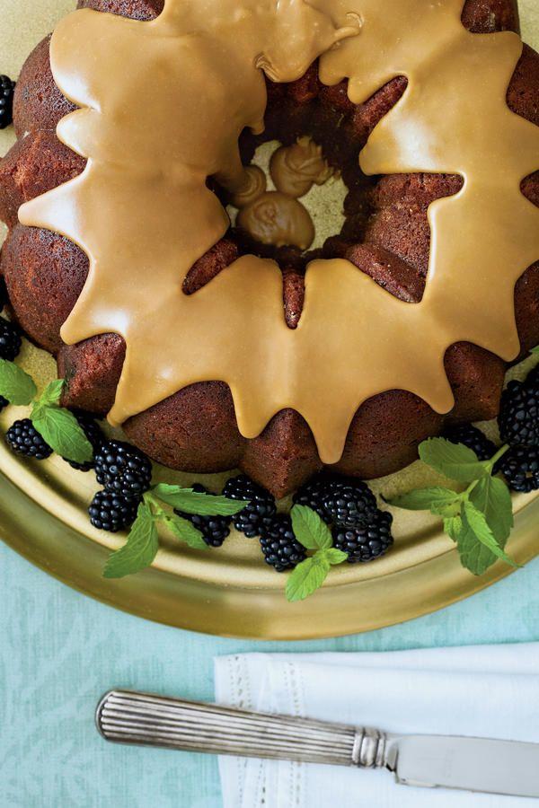 Fall Baking Recipes: Tennessee Jam Bundt