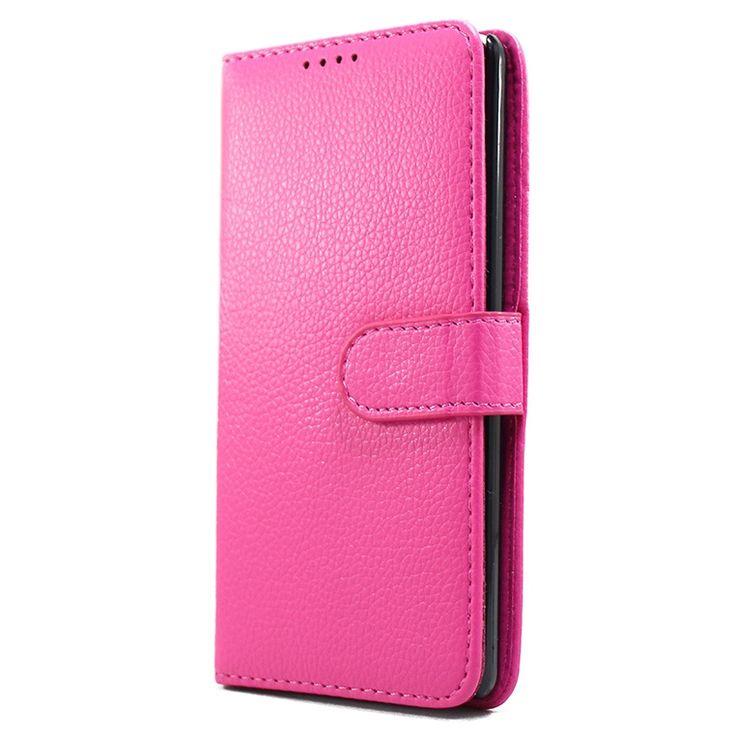 Mobilce   LG G3 SOLA ACILAN PEMBE Mobilce   Cep Telefonu Kılıfı ve Aksesuarları
