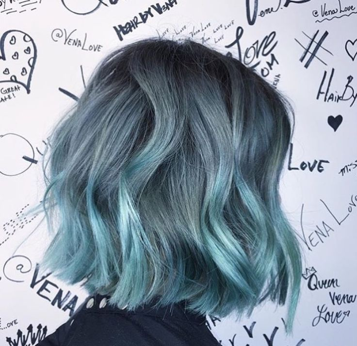 Pinterest : @TayKeren Purple Violet Red Cherry Pink Bright Hair Colour Color Coloured Colored Fire Style curls haircut lilac lavender short long mermaid blue green teal orange hippy boho ombré Pulp Riot