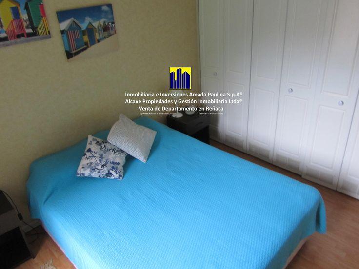 Inmobiliaria e Inversiones Amada Paulina S.p.A® Alcave Propiedades y Gestión Inmobiliaria Ltda® Venta de Departamento en Reñaca-9