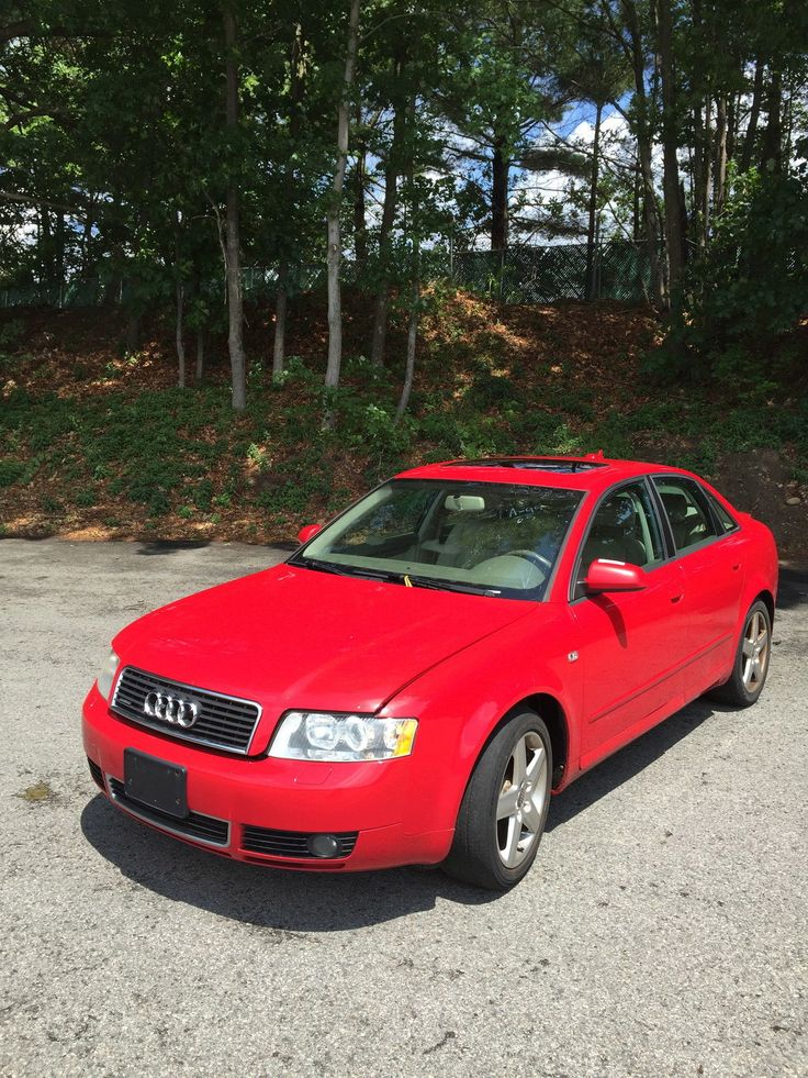Car brand auctioned:Audi A4 4dr Sdn 1.8T 2005 Car model audi a 4 1.8 t sharp red sedan on tan leather cold air sharp gets nr 30 mpg View http://auctioncars.online/product/car-brand-auctionedaudi-a4-4dr-sdn-1-8t-2005-car-model-audi-a-4-1-8-t-sharp-red-sedan-on-tan-leather-cold-air-sharp-gets-nr-30-mpg/