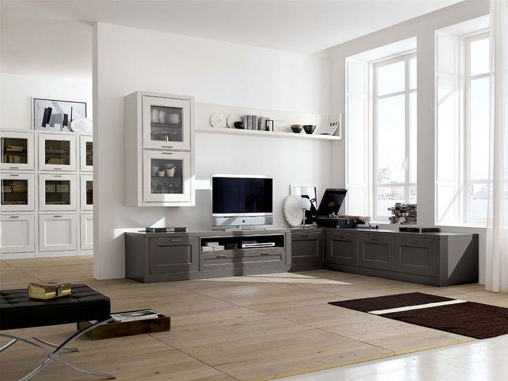 #mobili per soggiorno collezione Florian | gruppotomasella.it