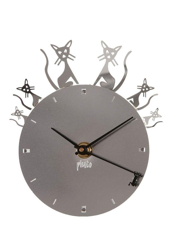 Reloj de pared clocks pinterest - Mecanismo para reloj de pared ...